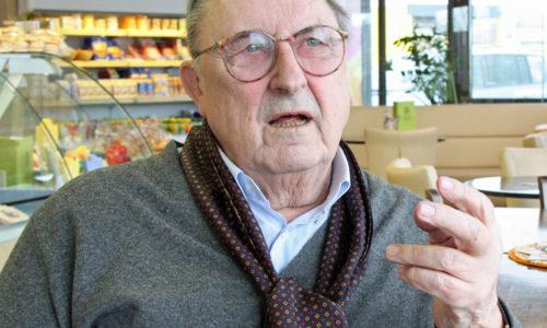 Teddy Podgorski war von 1986-1990 ORF-General und ist u.a. Gründer der ZiB