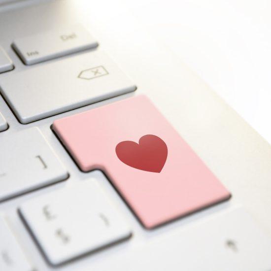Die Liebe aus dem Internet