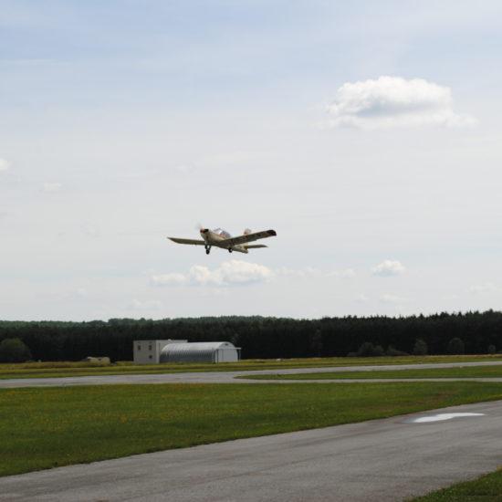 Konfliktfall Flugplatz