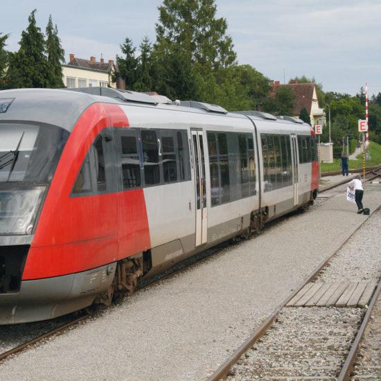 Bahn-Strategie für das Südburgenland in Ausarbeitung