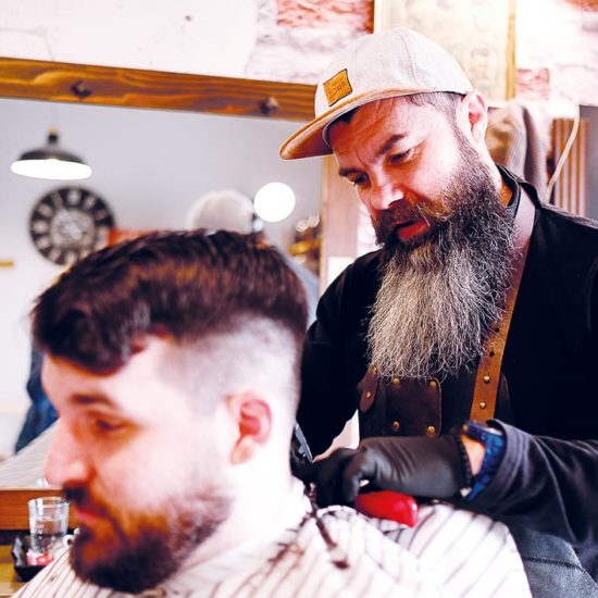 Men only oder die Rückkehr des Bartes