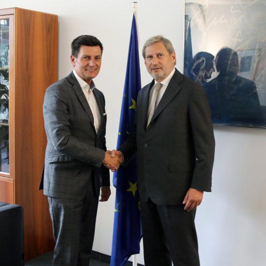 Burgenland lobbyiert für weitere EU-Förderungen