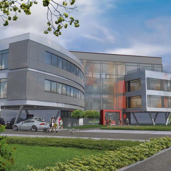 Das wird die neue OSG Zentrale