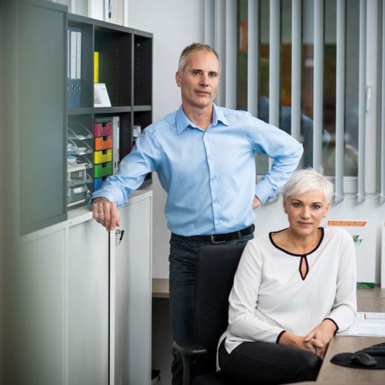 Neue Büroräume für die Reiter GmbH