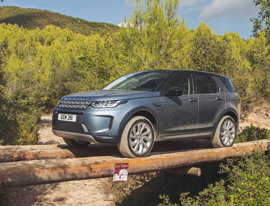 Land Rover Discovery Sport Experience Edition