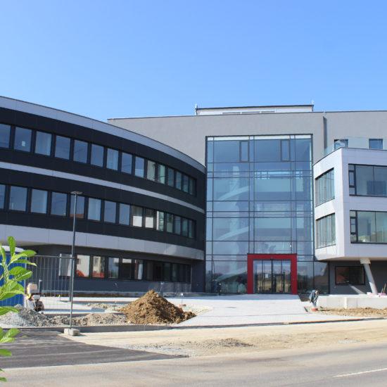 Die OSG siedelt in neue Zentrale