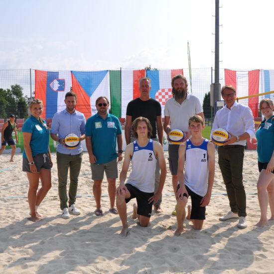 MEVZA Beachvolleyball Champions U16 & U18